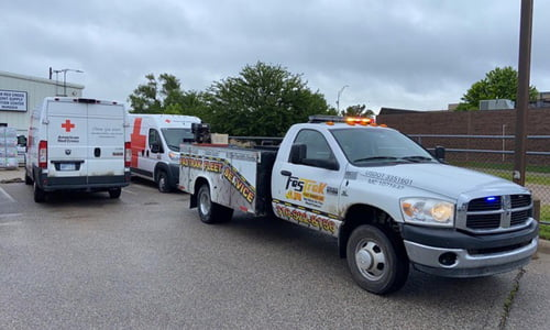 24/7 Emergency Roadside Service